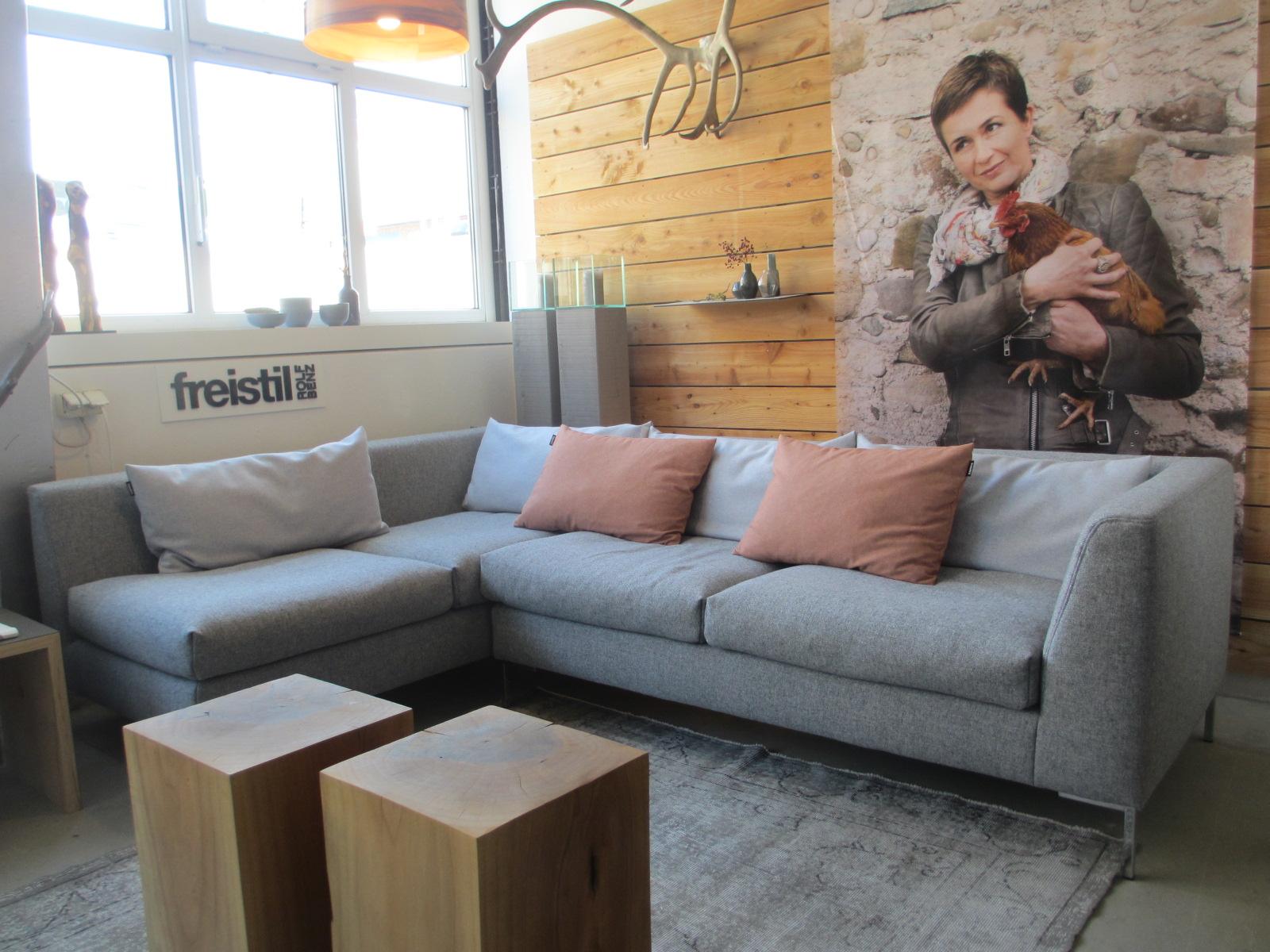 aktueller abverkauf freistil rolf benz ausstellungsm bel. Black Bedroom Furniture Sets. Home Design Ideas